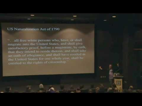 Matthew Frye Jacobson - Whiteness and the Normative American Citizen