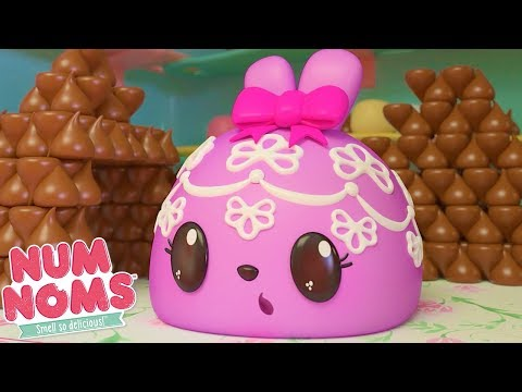 Num Noms | Chocolate Paradise | Happy Easter Special | Num Noms Snackables Compilation