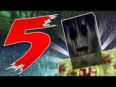 5 SUPER Scary Resource Packs for Minecraft