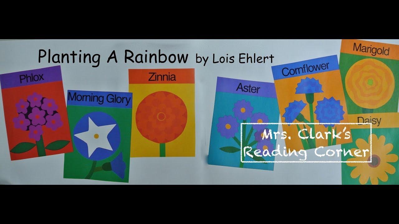 Planting A Rainbow Read Aloud W Music Youtube