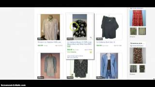What Womens Clothing Brands Are Selling On eBay?