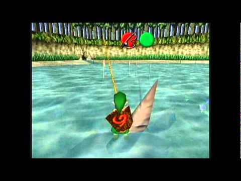 catching hylian loach with guide