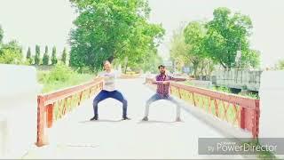 Folk step Bhangra.