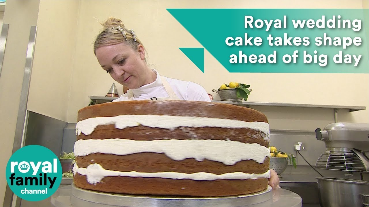 here s the recipe for the royal wedding cake food wine recipe for the royal wedding cake