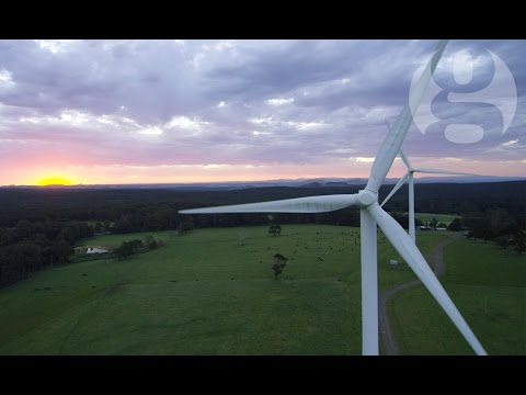 'The windfarm is a symbol of our community' – Daylesford | Renewables Roadshow