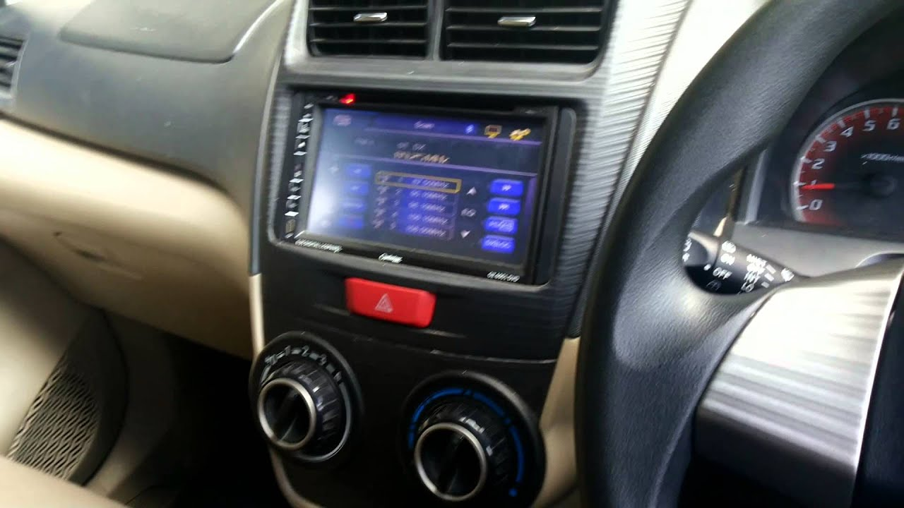 grand new avanza veloz interior agya 1.2 trd a/t all g 2013 youtube