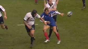 Lamont scores double as Scotland beat France in 2006   Six Nations