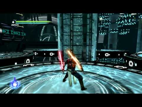 Let's Play - Star Wars The Force Unleashed 2 Reloaded Part 3 of 3