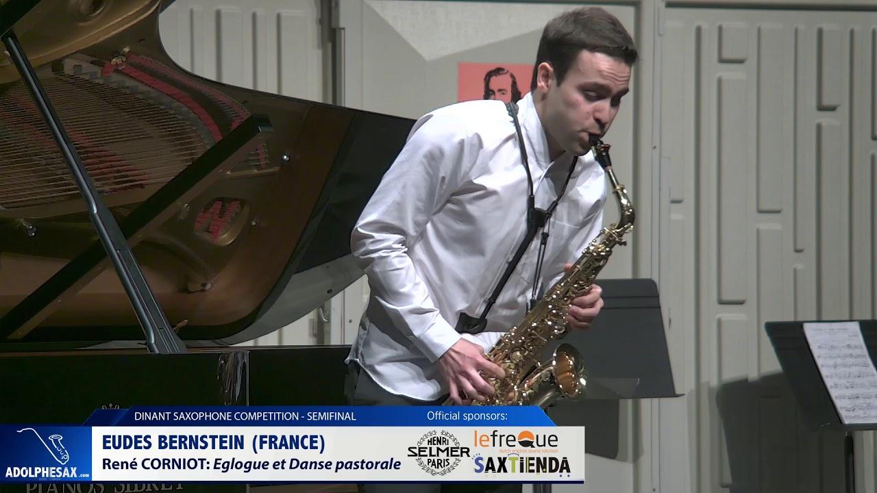 Eudes Bernstein (France) - Eglogue et Danse pastorale by René Corniot (Dinant 2019)