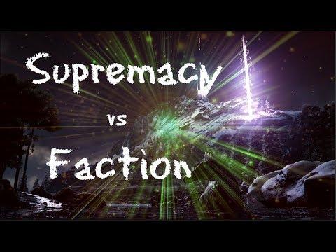 Supremacy Vs Faction - Mega Tribe Trailer