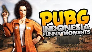 PUBG  ndonesia   Maenin Bensin Parkour Voice To All