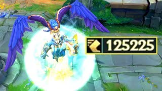 125000 MOVEMENT SPEED QUINN! LONGEST WARWICK ULT EVER! 7 Hours Game!