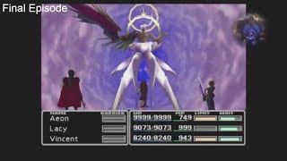Final fantasy 7 gameplay ( Final Episode and Ending )