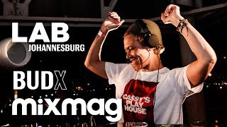Cassy bumping house set in The Lab Johannesburg