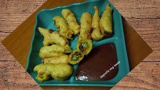 Monsoon special recipes/bhinda na bhajiya/આવી રીતે બનાવો સ્વાદિષ્ટ અને સરળ રીતે ભીંડા ના ભજીયા/