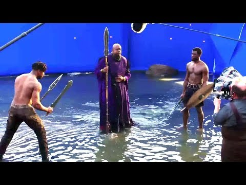 Black Panther - Behind the Scenes thumbnail
