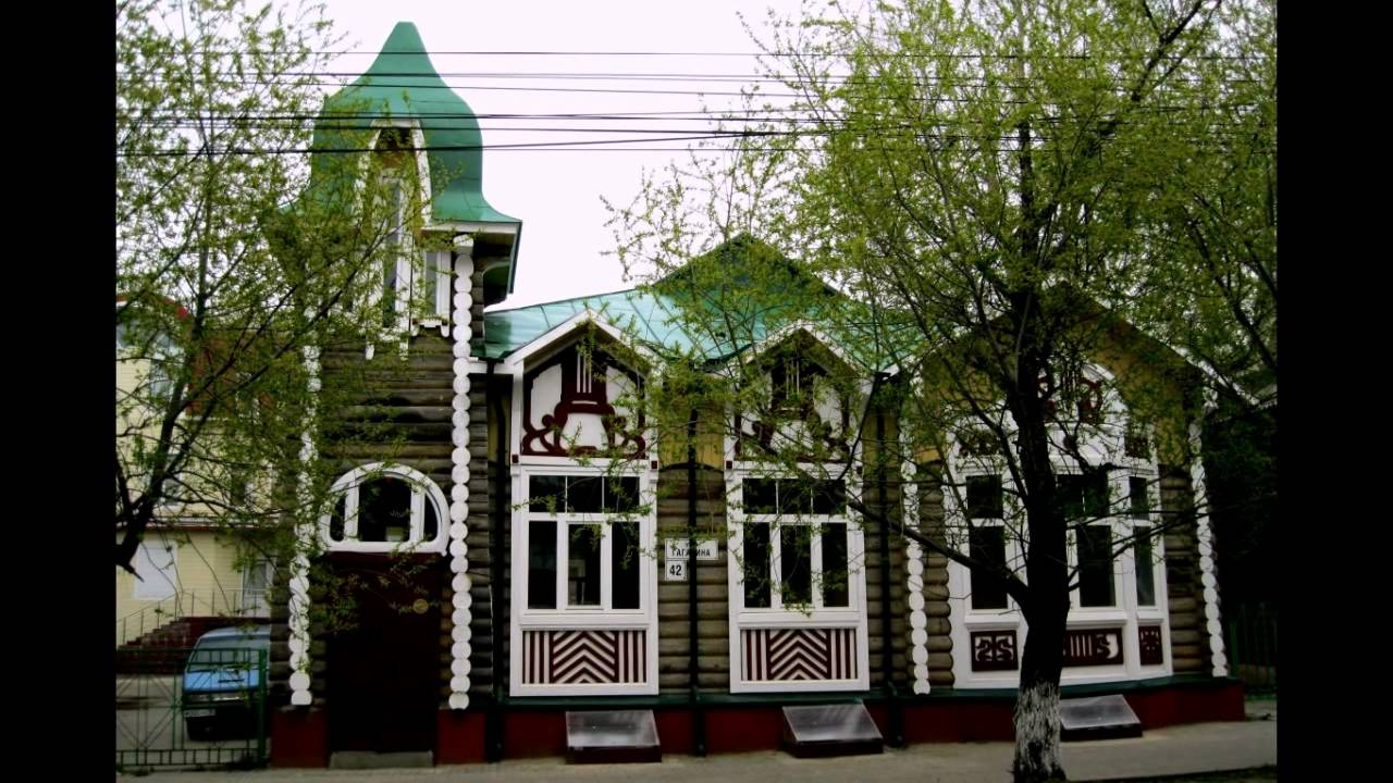 Деревянная архитектура томска