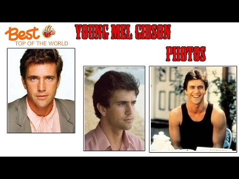 Best Top Pictures Of Young Mel Gibson