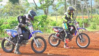 SATU Lawan SATU Speed Challenge Dua Motor Beda CC