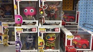 Toy Hunt #87 Five Nights at Freddy's Funko Pops Shopkins Season 8 Star Wars Pokemon Hatchimals