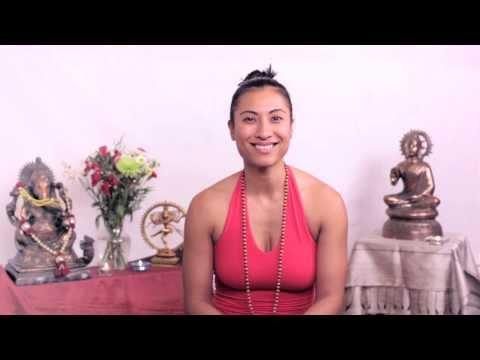Jivamukti Yoga Teacher Training: Alexandra Voukitchevitch