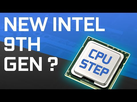 Intel Is Stepping Up Their 9th Gen CPU's!
