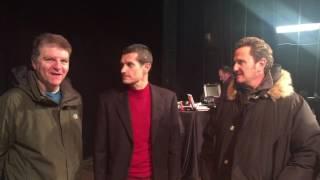 Intervista a Enzo Salvi e compagnia