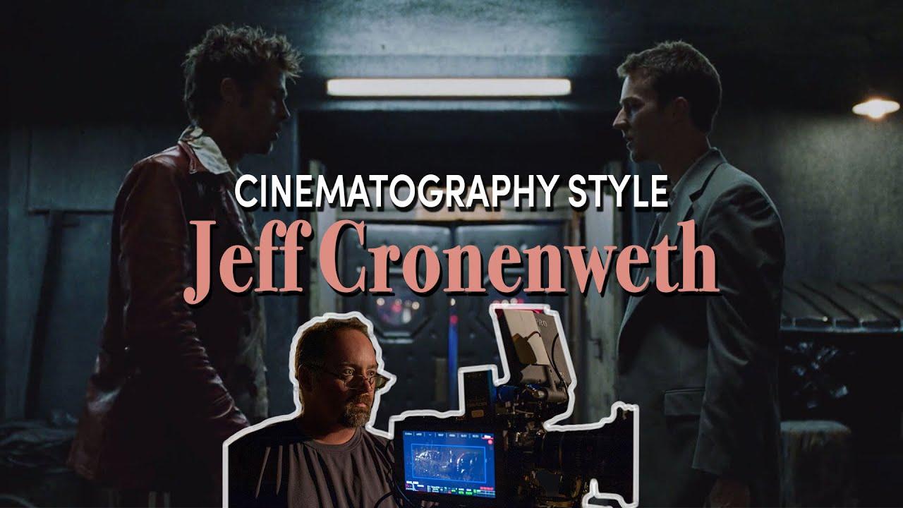 Download Cinematography Style: Jeff Cronenweth