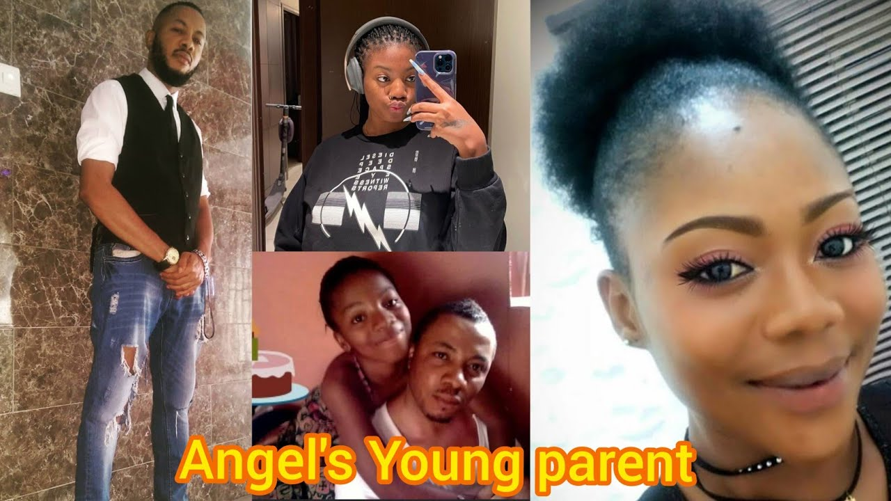 Download Bbn Angel Young Father and Mother Celebrity Lifestyle Bbnaija 2021