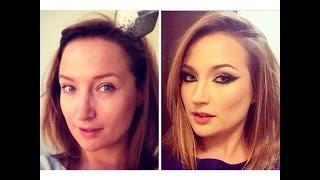 Макияж от Елены Крыгиной на beautyday в Санкт-Петербурге