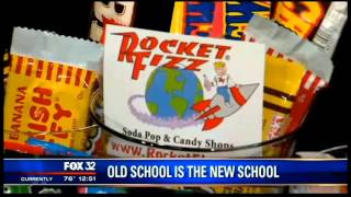 Rocket Fizz on Fox 32