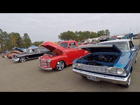 Car Show at Texarkana Fairgrounds (11-11-17)