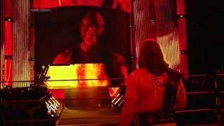 WWE Smackdown 5/2/14:kane scares daniel bryan