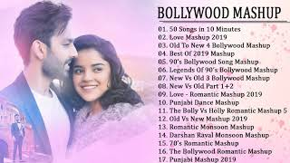 BOLLYWOOD LOVE MASHUP SONGS 2019  Top Hindi Romantic Mashup Songs 2019  Indian Songs Mashup 2019