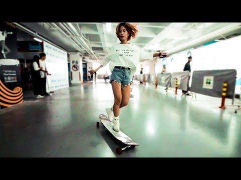 LONGBOARD DANCING SHANGHAI CHINA I SYCLD 2017