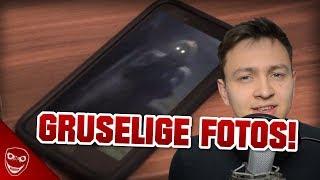 Gruselige Fotos tauchen auf unseren Handys auf! Was steckt dahinter?