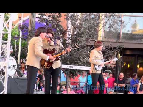 Fabulous Beatles Tribute Band - Imagine - Live at Station Park