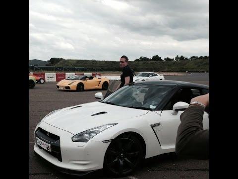 Nissan GTR - Prestwold Driving Centre - 05/07/2014