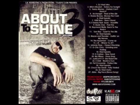 About To Shine Vol. 3 - E-Dubb