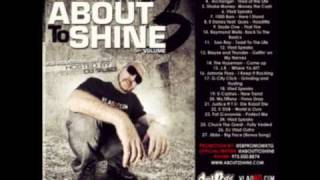 "About To Shine Vol. 3 - E-Dubb ""WORLD IS OURS"""