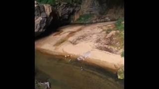 видео Пещера Шондонг во Вьетнаме