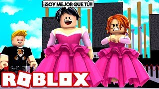 I COPIO DE LULY in FASHION FAMOUS at ROBLOX (AND IT IS ENFADA) 😂