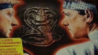 Cobra Kai DVD Set Seasons 1-2 Set: Quick Unboxing