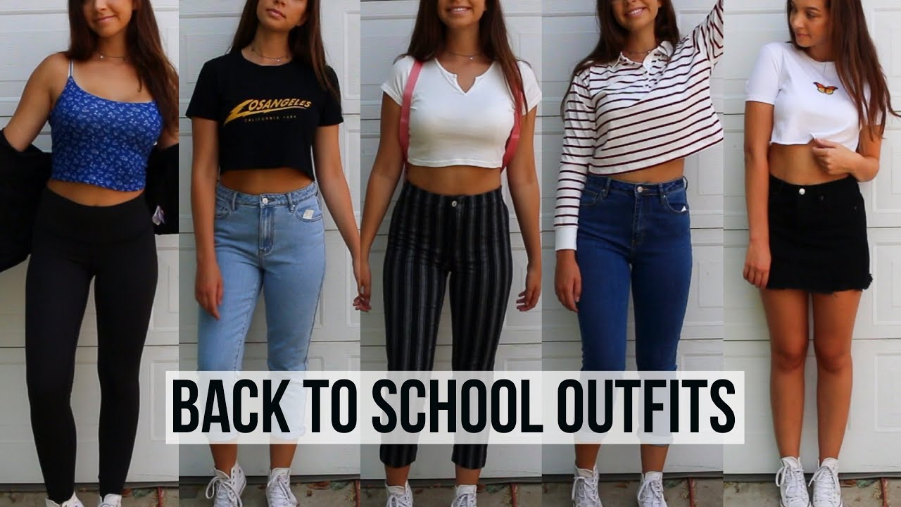 Back To School Outfit Ideas 2018-2019 9