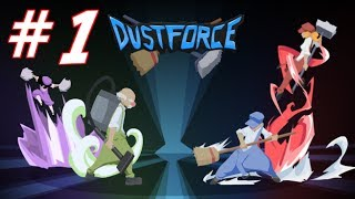 Dustforce Gameplay Walkthrough Part 1 (XBOX 360) Let
