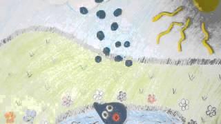 Путешествие капельки - Круговорот воды в природе
