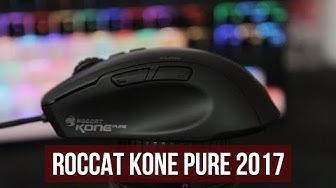 Roccat Kone Pure 2017 Review - Cảm biến cực ngon, thiết kế tốt
