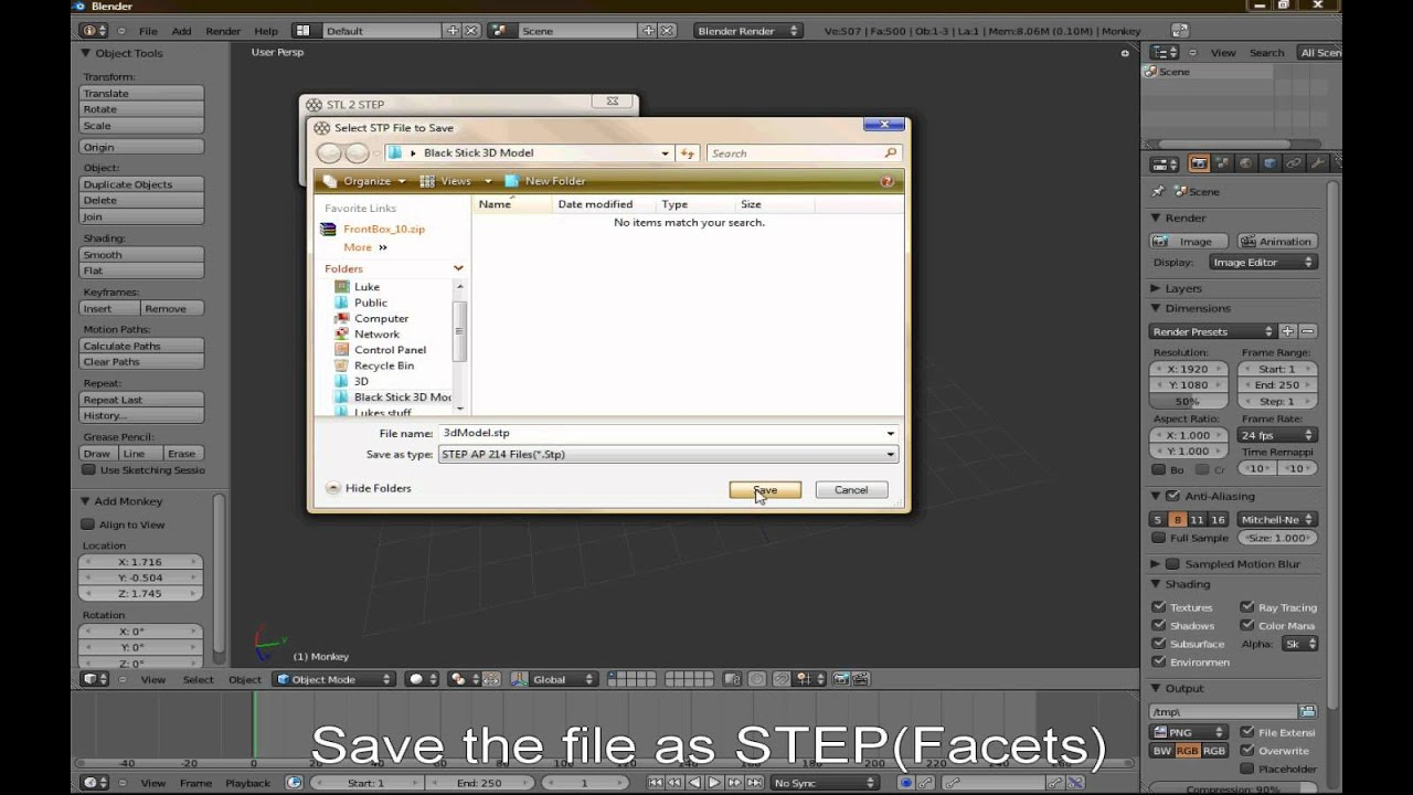 Create and import STEP into Altium for free