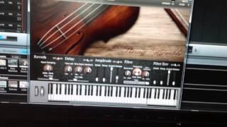 Magix Music maker VST Vita Instruments not loading problem 2013 Error file not found