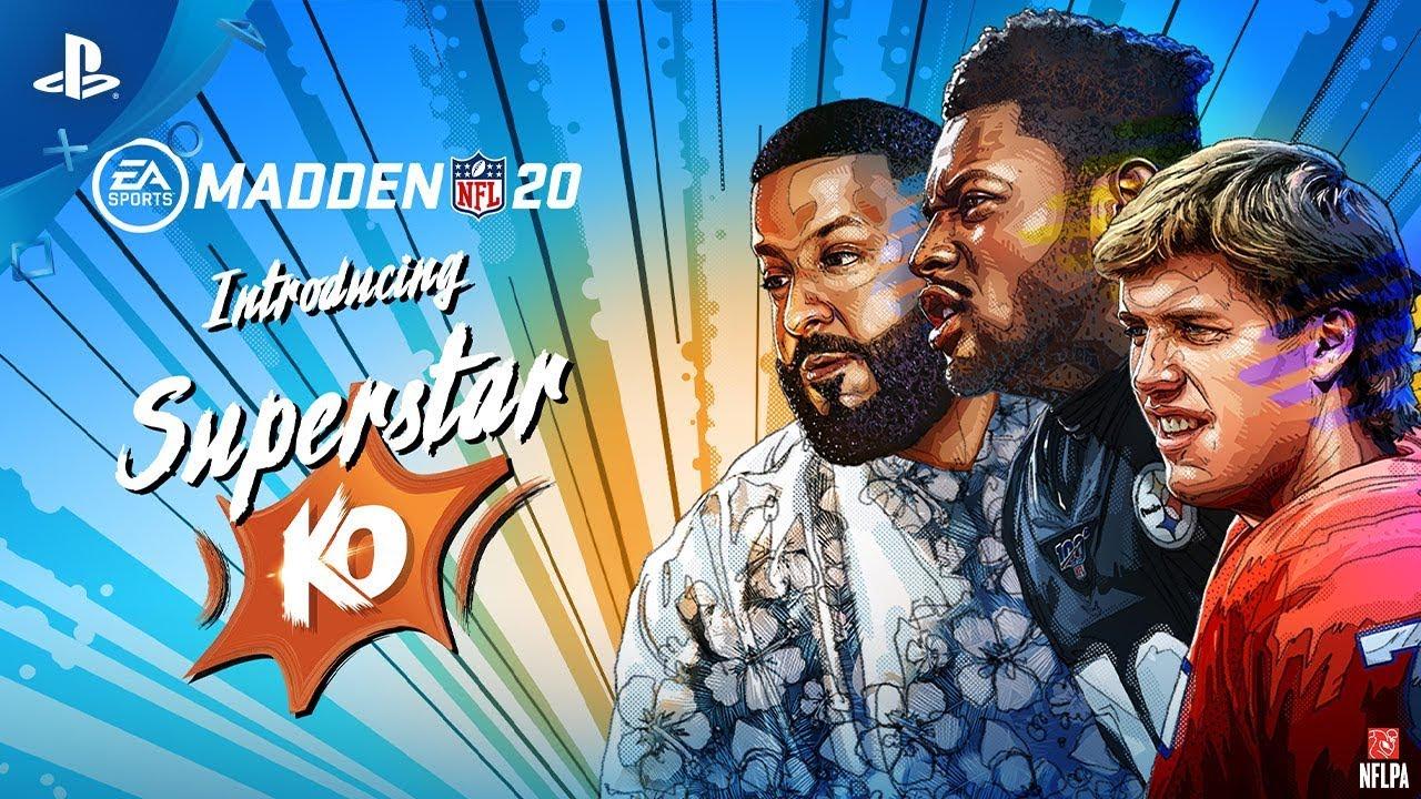 Madden NFL 20 - Official Superstar KO Trailer | PS4